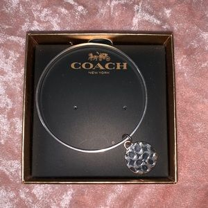 Coach bracelet, never worn